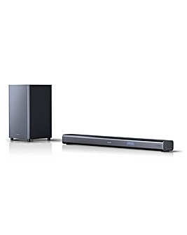 Sharp 3.1 Soundbar + Wireless Subwoofer