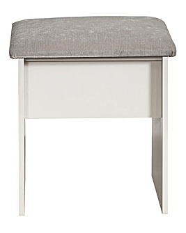 Harrogate Assembled Dressing Stool