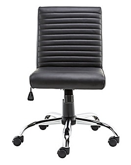 Jenner Faux Leather Office Chair
