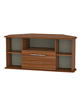 Lulworth Ready Assembled Corner TV Unit