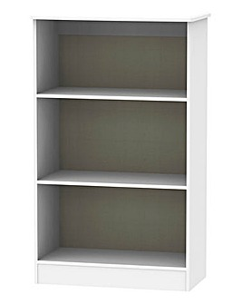 Lulworth Ready Assembled Bookcase