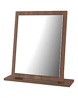 Lulworth Ready Assembled Dressing Table Mirror
