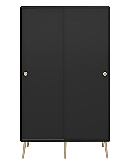 Calico 2 Door Sliding Wardrobe