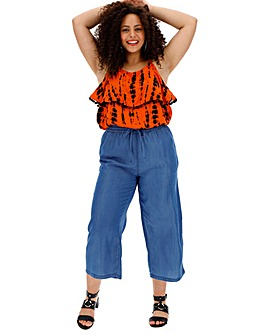 894183f2f7 Women's Wide Leg Jeans | Plus Size Wide Leg Jeans | Fashion World