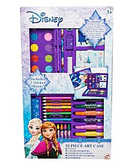 Disney Frozen 52 Piece Art Case
