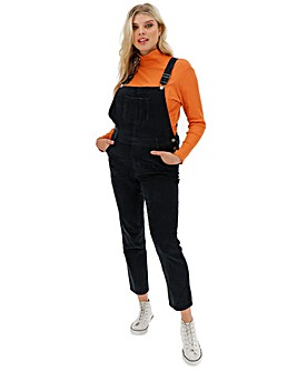 Stretch Cord Dungarees