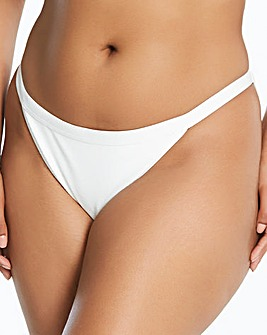 Simply Be Textured Bikini Bottoms