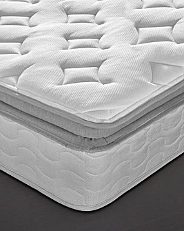 Silentnight 7 Luxury Memory Mattress