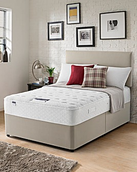 Silentnight Miracoil Supercomfort Divan