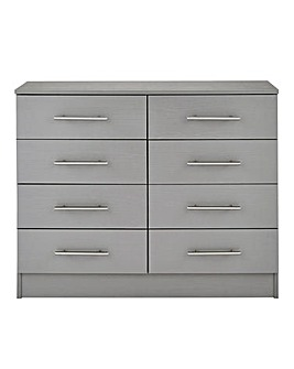 Helsinki 8 Drawer Chest