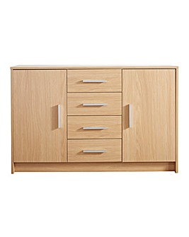 Norton 2 door 4 drawer Sideboard
