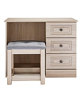 Aragon Dressing Table and Stool