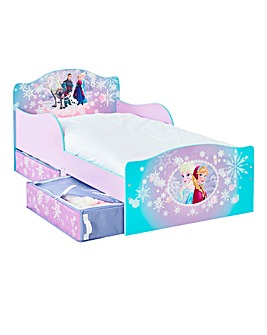 Disney Frozen Story Time Toddler Bed
