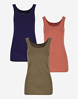 NEW NEXT GREY ANIMAL STRAPPY COTTON RICH  VEST TOP SIZES 6 TO 14