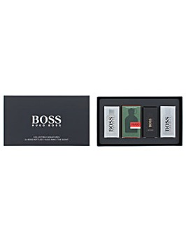 Hugo Boss Collectible Miniatures For Him
