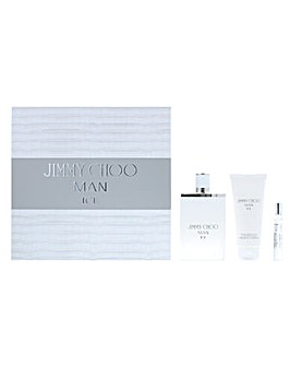 Jimmy Choo Man Ice Gift Set For Him