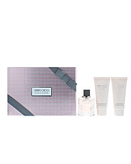 Jimmy Choo Illicit Flower GiftSet Ladies