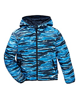 Jack Wolfskin Boys Coastal Wave Jacket