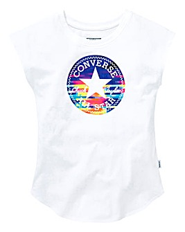 Converse Girls Graphic T-Shirt