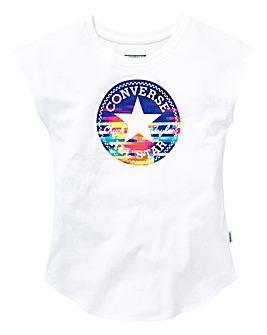 Converse Girls Graphic T-Shirt