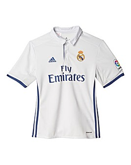 Real Madrid Youth Boys Home Jersey