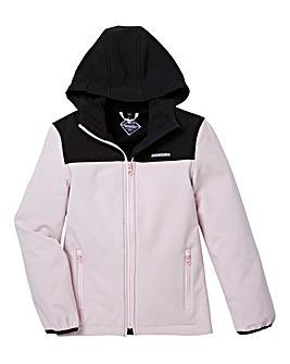 Snowdonia Girls Scuba Fleece Jacket