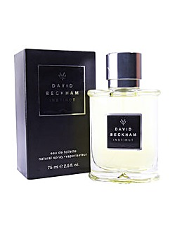 David Beckham Instinct Eau De Toilette For Him