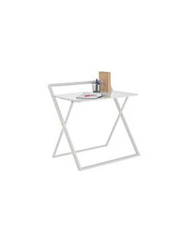 Compact Folding Easy Clean Desk