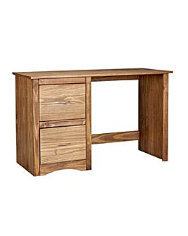 Chester Desk - Dark Pine