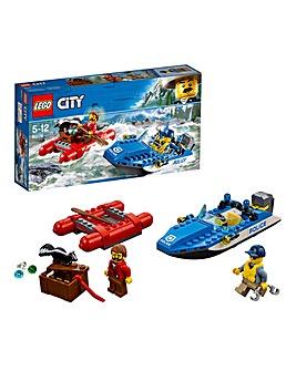 LEGO City Police Wild River Escape