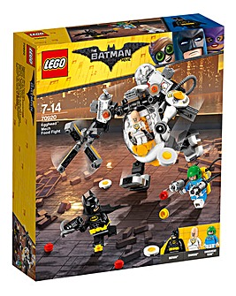 LEGO Batman Egghead Mech Food Fight