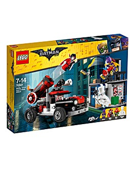 LEGO Batman Movie Harley Quinn Attack