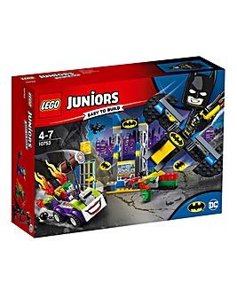 LEGO Juniors The Joker Batcave Attack