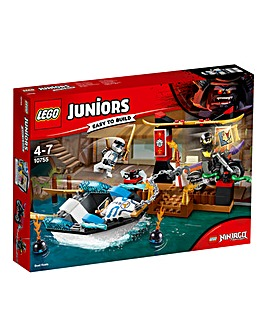 LEGO Juniors NINJAGO Zane