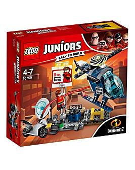 LEGO Juniors Elastigirl Rooftop Pursuit