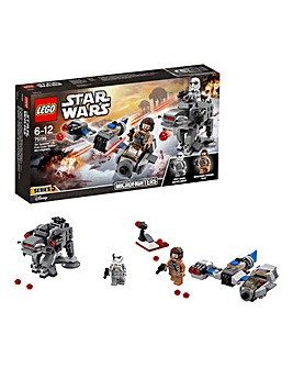 LEGO Star Wars Ski Speeder vs Walker