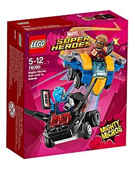 LEGO Micros Star-Lord vs Nebula