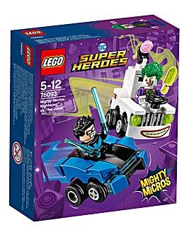 LEGO Micros Nightwing vs. The Joker