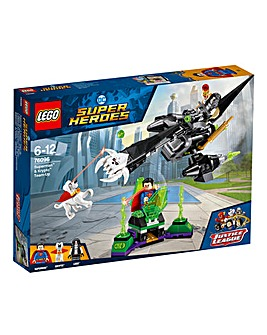 LEGO DC Superman & Krypto Team-Up