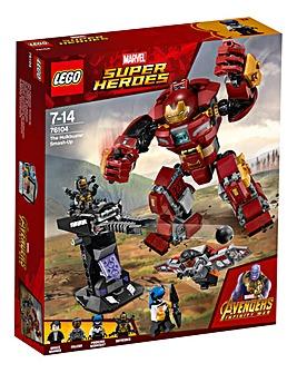 LEGO Marvel The Hulkbuster Smash-Up