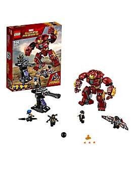 LEGO Marvel The Hulkbuster Smash-Up