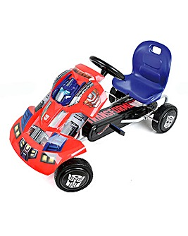 Transformer Go Kart Optimus Prime