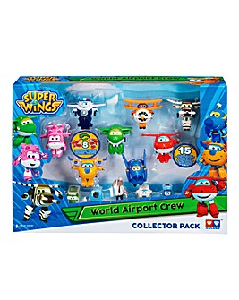 Super Wings World Airport Crew Pack