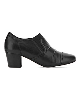 Heavenly Soles Leather Shoes E Fit