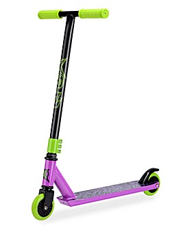 XOO Stunt Scooter Toxic Purple