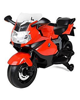 BMW Bike Electric Ride On Red