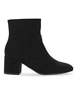 Flexi Sole Ankle Boots EEEEE Fit