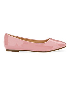 Ballerina Shoes Wide E Fit