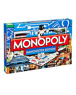 Monopoly - Manchester