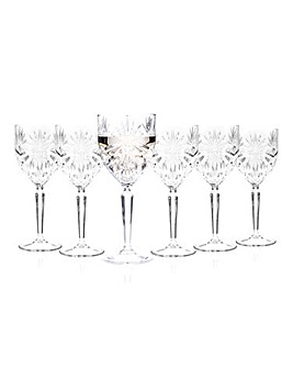 Oasis RCR Crystal Wine Glasses